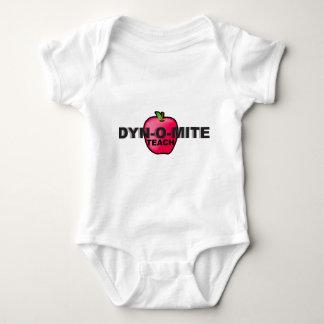 Profesor del Dyn-O-Ácaro Camisas