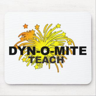 Profesor del Dyn-O-Ácaro Mouse Pad