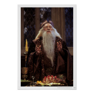 Profesor Dumbledore Poster