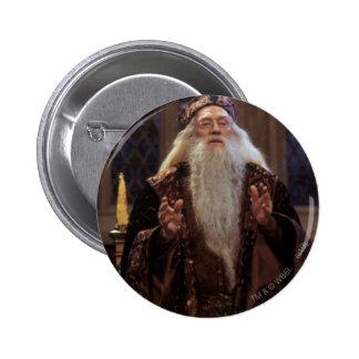 Profesor Dumbledore Pin Redondo De 2 Pulgadas