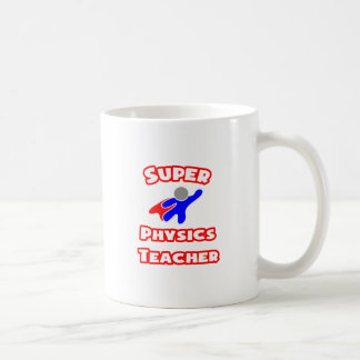 Profesor estupendo de la física taza