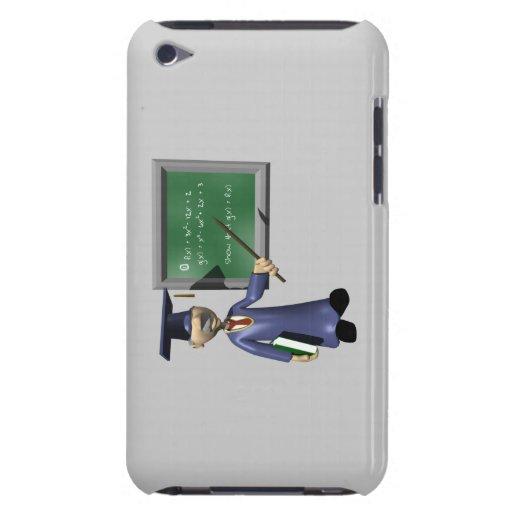 Profesor iPod Touch Case-Mate Carcasa