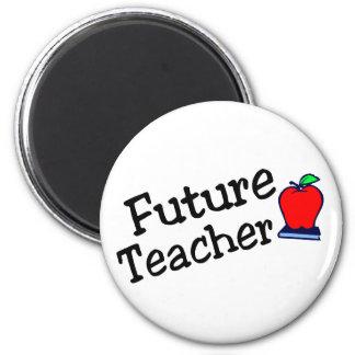 Profesor futuro imanes