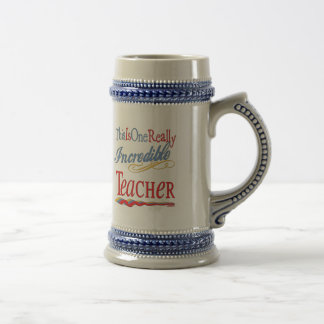 Profesor increíble tazas de café