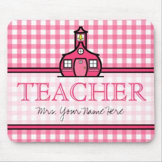 Profesor Mousepad - guinga rosada
