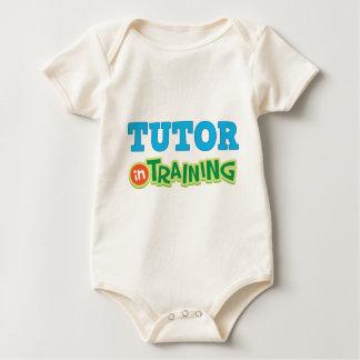 Profesor particular en el entrenamiento (futuro) enterito