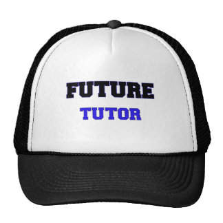 Profesor particular futuro gorro de camionero