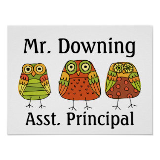 Profesor - poster principal - SRF