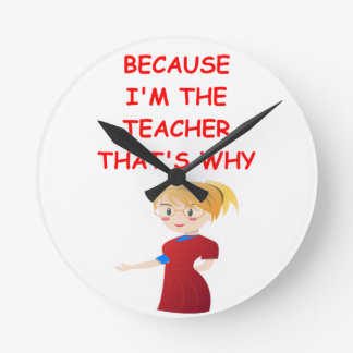 profesor relojes