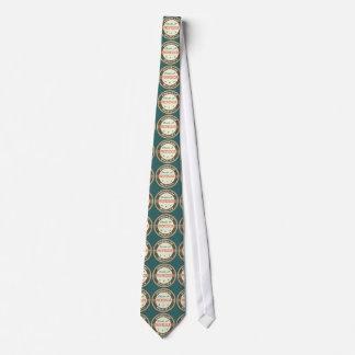Profesor superior de la calidad regalo (divertido) corbata