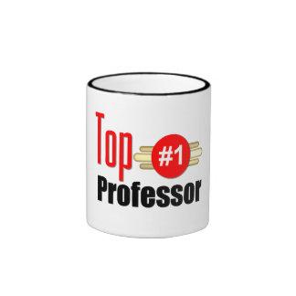 Profesor superior tazas