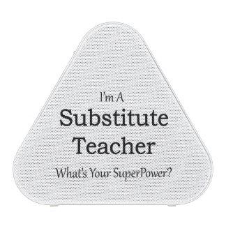 profesor sustituto altavoz bluetooth