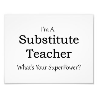 profesor sustituto cojinete