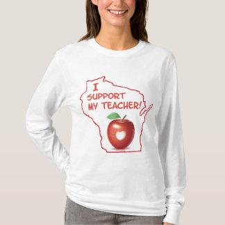 Profesores de Wisconsin Playera