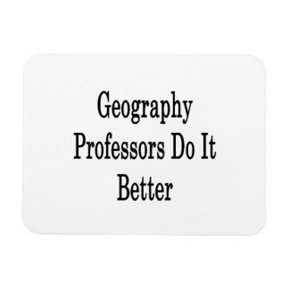 Profesores Do It Better de la geografía Imán