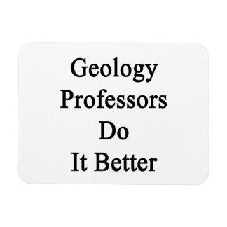 Profesores Do It Better de la geología Imán