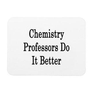 Profesores Do It Better de la química Iman De Vinilo
