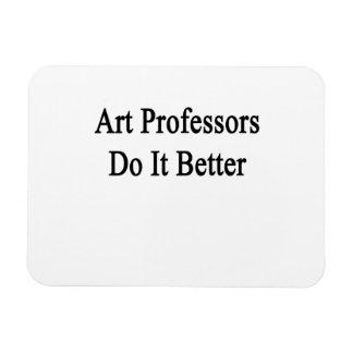 Profesores Do It Better del arte Imanes De Vinilo