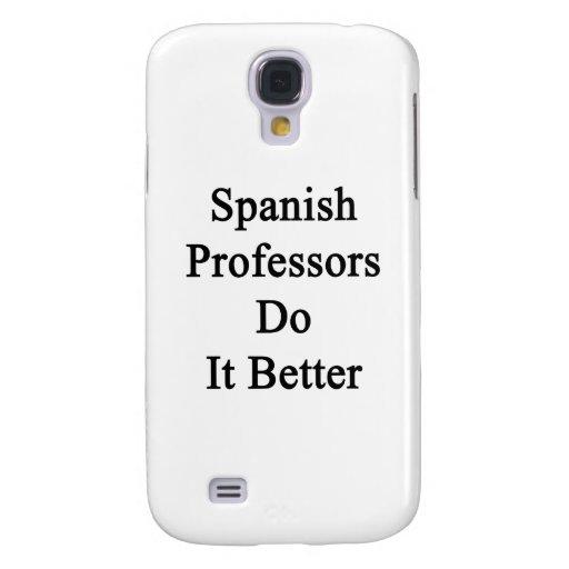 Profesores españoles Do It Better