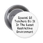 Profesores especiales de Ed Pins