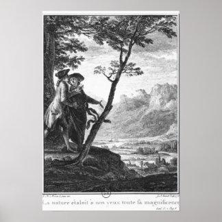 Profession of faith of the Savoyard vicar Poster