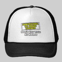 Professional 1st Grade Teacher...Joke Hat
