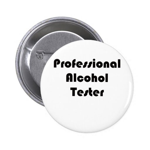 Professional Alcohol Tester Button