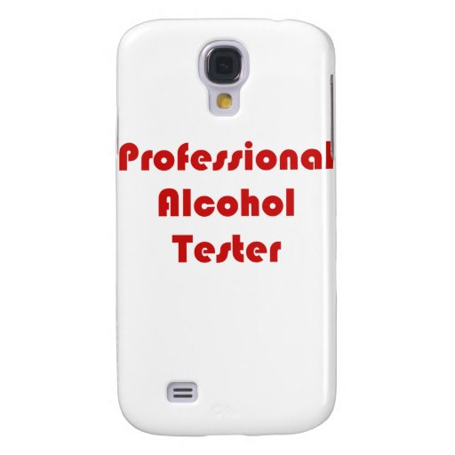 Professional Alcohol Tester Galaxy S4 Cases