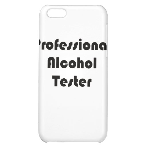 Professional Alcohol Tester Case For iPhone 5C