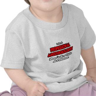 Professional Anesthesiologist Joke 2 T-shirts