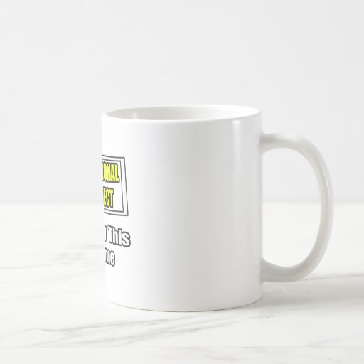 Professional Architect...Don't Try This At Home Coffee Mug