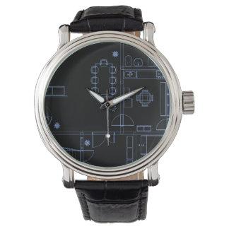 Professional Architect Wristwatch