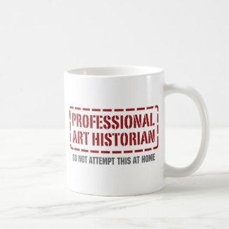 Professional Art Historian Classic White Coffee Mug