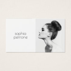 Professional Artist And Photographer Photo Card at Zazzle