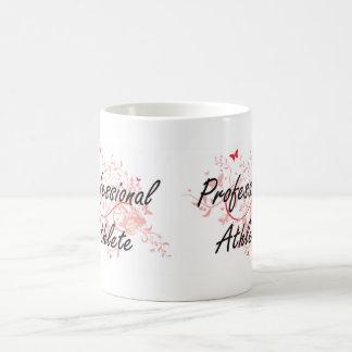 Professional Athlete Artistic Job Design with Butt Coffee Mug