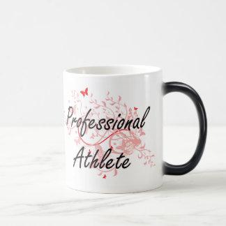 Professional Athlete Artistic Job Design with Butt Magic Mug