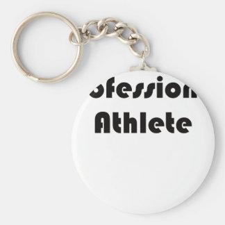 Professional Athlete Keychain