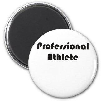 Professional Athlete 2 Inch Round Magnet