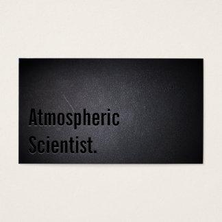Professional Atmospheric Scientist Business Card