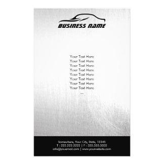 Professional Automotive Auto Repair Metal Flyer