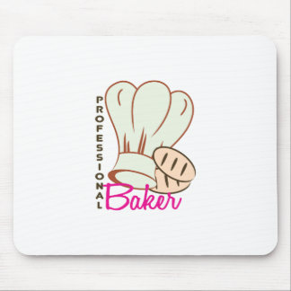 Professional Baker Mouse Pad