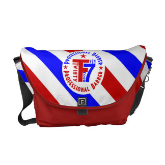 Professional Barber - TF7 Courier Bags