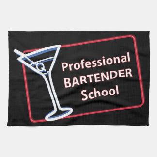 Professional Bartending School Bar Towel