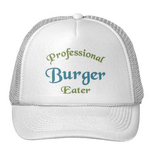 Professional Burger Eater Hat