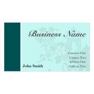 Professional Business Card [cyan] - Customized