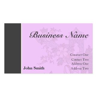 Professional Business Card [purple] - Customized