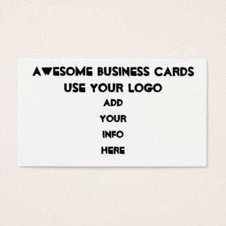 PROFESSIONAL BUSINESS CARD TEMPLATE Add Your Logo
