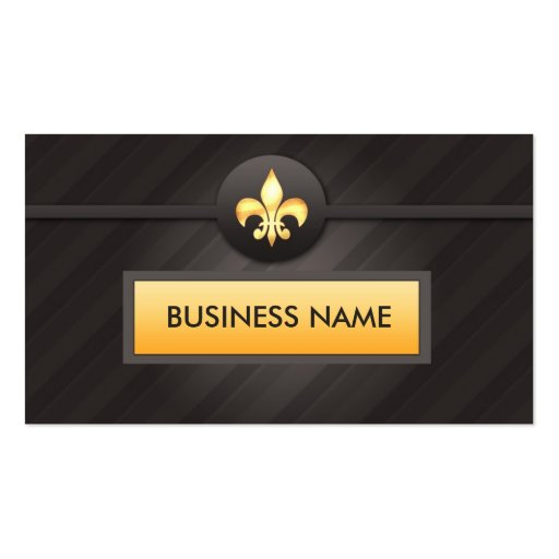 Professional double sided standard business cards pack of for Zazzle business card