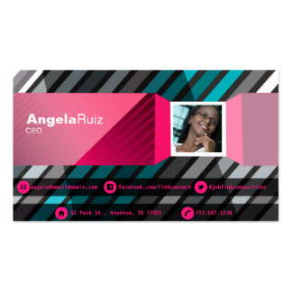 Professional Business Cards - Job Consultant