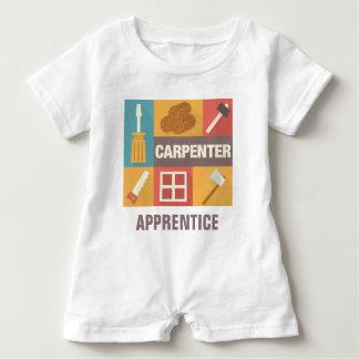 Professional Carpenter Iconic Designed Baby Romper